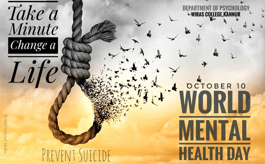 WIRAS - World Mental Health day