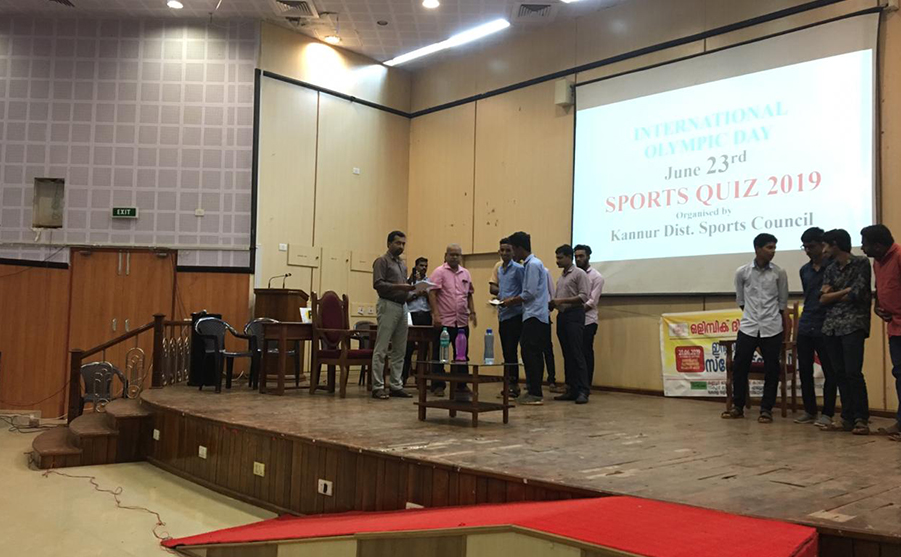 WIRAS - International Olympic Day Sports Quiz